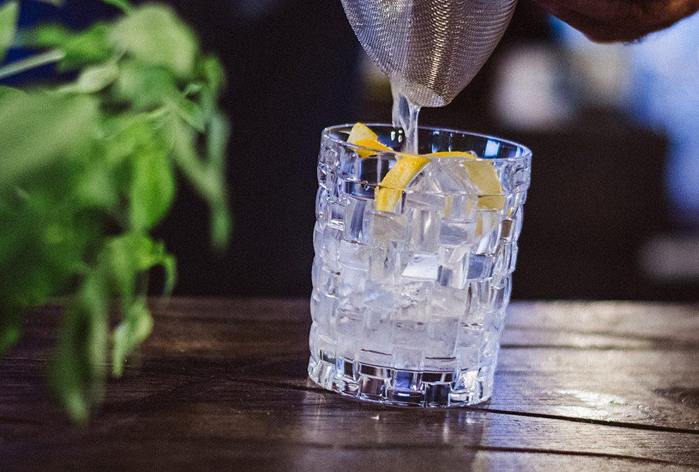 Gin-Tasting im Strandhaus37